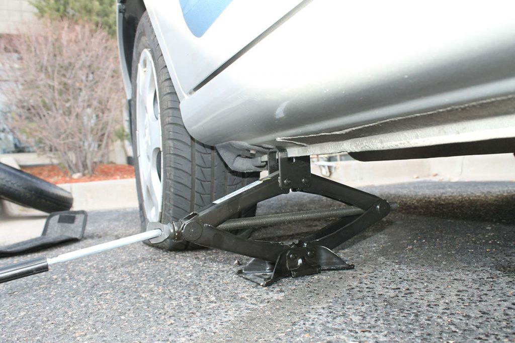 Mobile Flat Tire Service