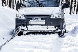 Differentiating Recovery Ropes For Off Road Recovery
