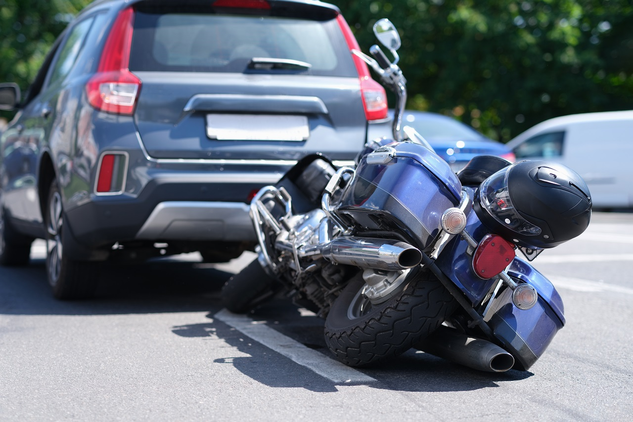 Read more about the article Common Causes Of Motorcycle Accidents